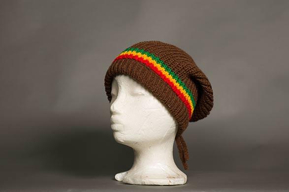 Mütze mit Stirnzugband