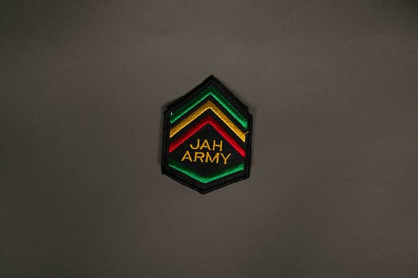 #36 Barett Jah Army